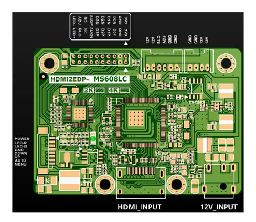HDMI_eDP_Board_MS608LC